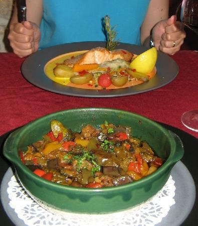 "Mougins, France: Ratatouille (should the ""rat"" have cooked it this way, would not have gotten any stars...)"