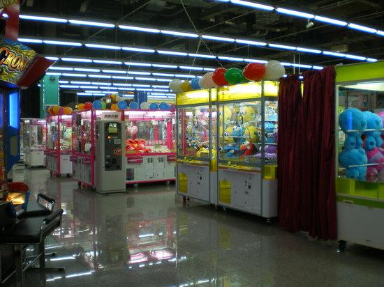 Minato, Japan: Arcade
