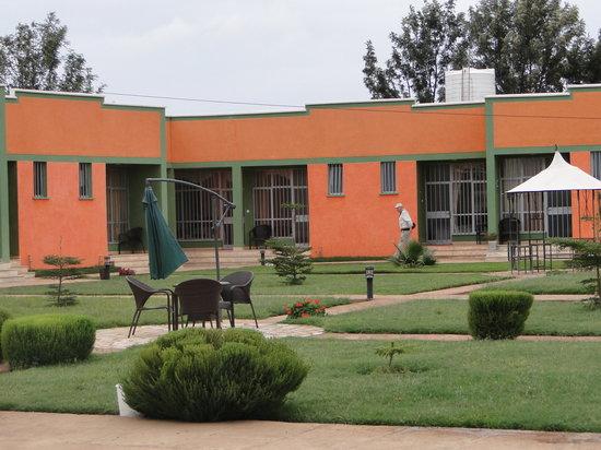 Yabelo, Эфиопия: New wing