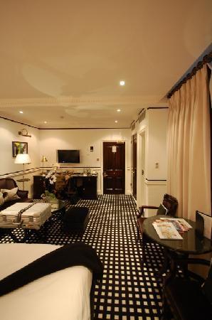 Hotel 41: Hotelzimmer