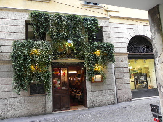 La Taverna di Via Stella: INGRESSO
