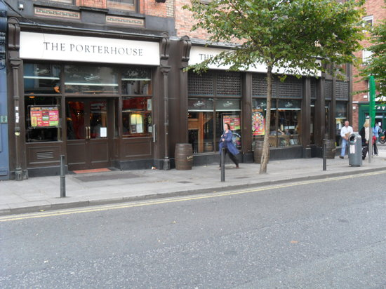 The Porterhouse Temple Bar: Porterhouse Brewing