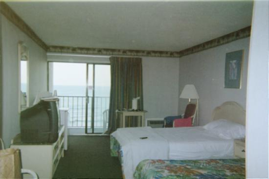 Tropical Seas Hotel: My Room