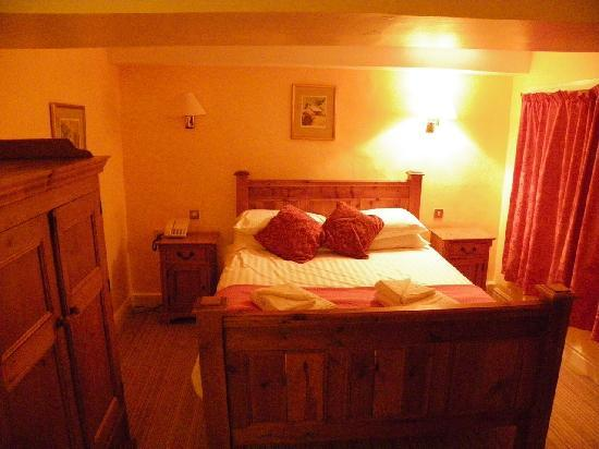 Wynnstay Hotel: Bedroom