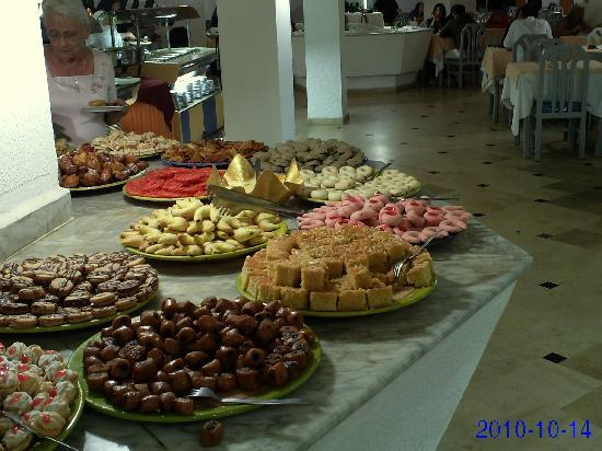 Kinza Hotel: soirée tunisienne