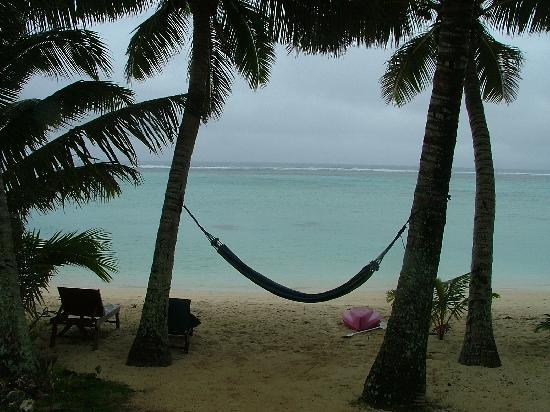 Bella Beach Bungalows: View from our deck at Bungalow No.4