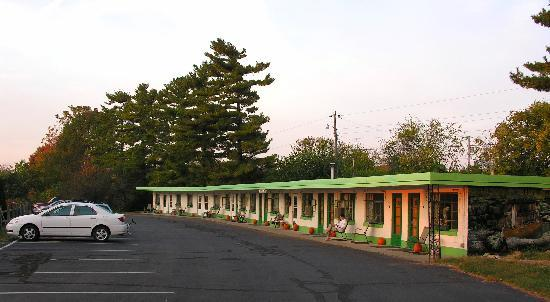 Early morning at The Springs Motel (2)