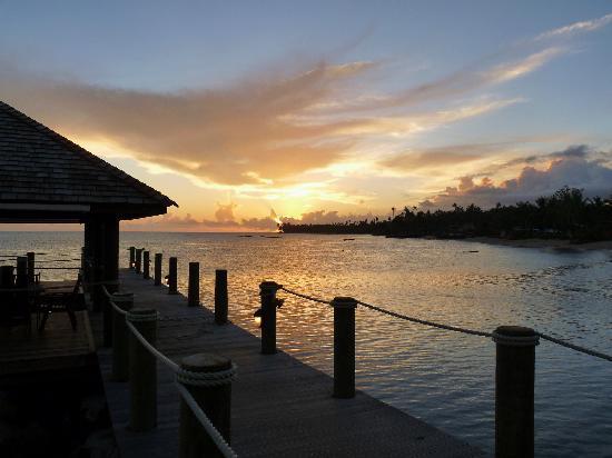Sinalei Reef Resort & Spa: Stunning sunsets