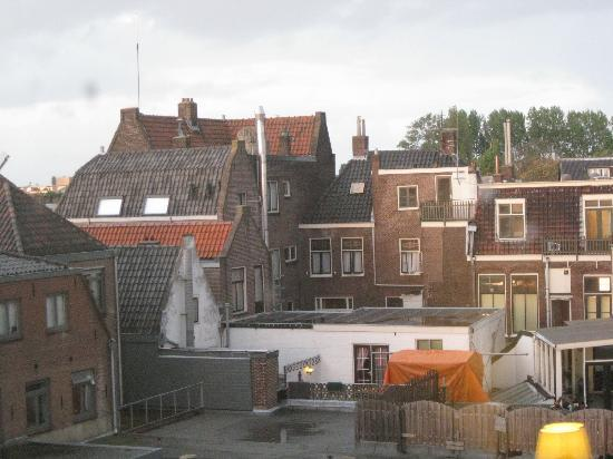 Rembrandt Hotel Leiden: one room view