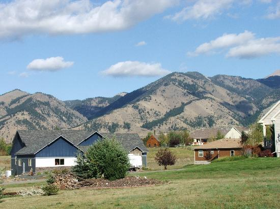 Bear Tooth Mountains Picture Of Bozeman Montana
