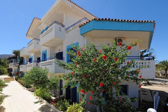 Iris Beach Malia: iris beach hotel