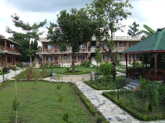 Jungle Safari Lodge hotel.