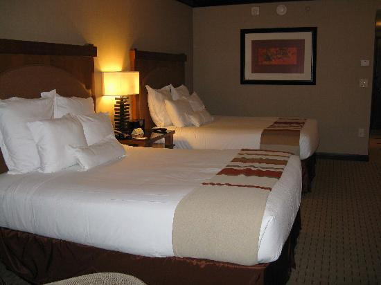 Black Hawk, CO: Our room at The Ameristar