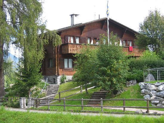 Flims, Switzerland: The Chalet