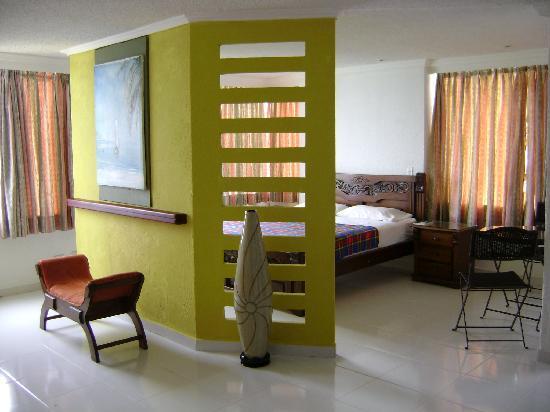 Hotel Calypso: suite