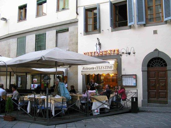 Trattoria Celestino Firenze Pitti Ristorante