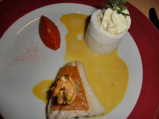 Domaine des Hauts de Loire : Second appetizer