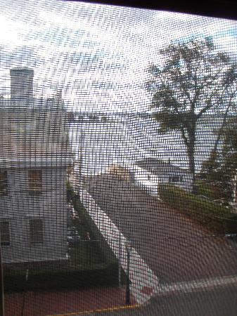 Sarah Kendall House: view from the window