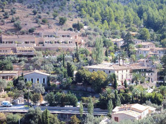 Hostal Villa Verde: Diea