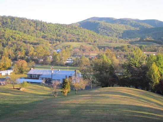 Syria, VA: The Lodge from Hilltop Motel