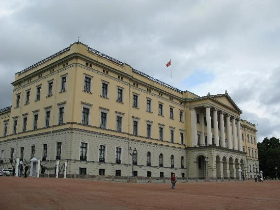 Oslo, Norway: castle