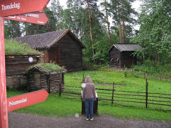 Oslo, Norge: Folk Museum