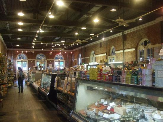 Alexandria, VA: A picture from the market we went to