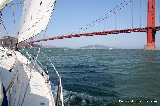 Golden Gate Sailing Tours San Francisco 2018 Reviews
