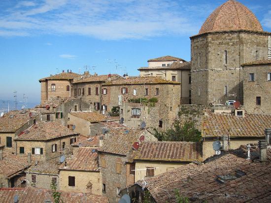 Agriturismo Podere San Lorenzo: Volterra