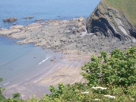 Hartland House Spa and Cottages: Shipload Bay
