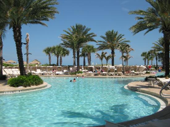the pool area picture of sandpearl resort clearwater tripadvisor rh tripadvisor co uk