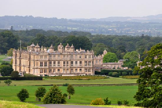 Clanville Manor: Longleat well worth a visit