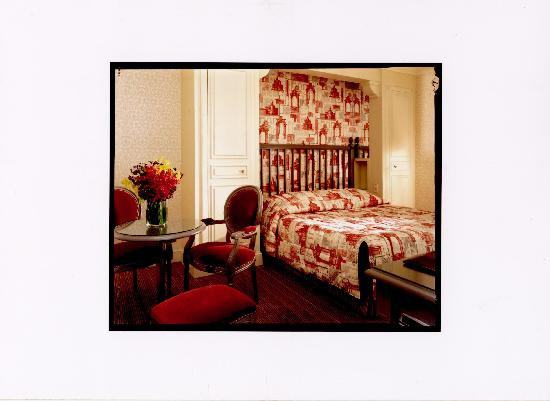 Hotel Arioso: Chambre