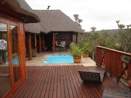 Addo Afrique Estate: Outdoor Entertainment Area