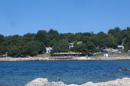 Camping Bijela Uvala: Beach_3