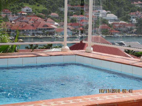 Villa Harbor View : The plunge pool