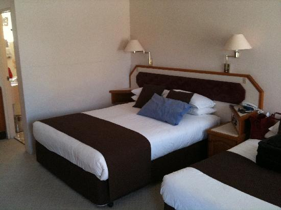 Forster Motor Inn: comfortable