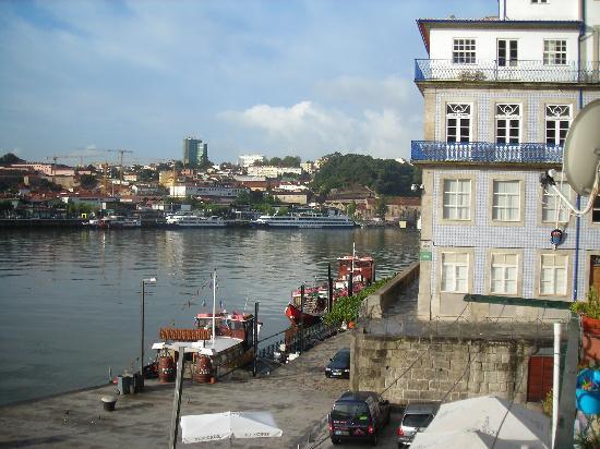 Guest House Douro: Vista desde nuestra habitación