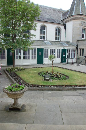 Peebles Quadrangle