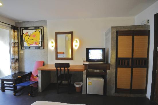 PP Insula: In-room facilities