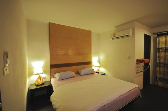 PP Insula: Double Bed room