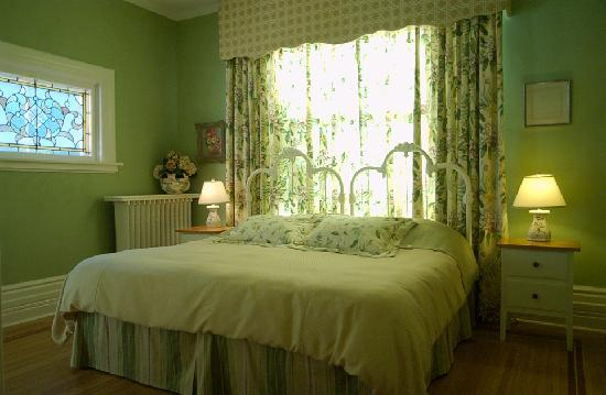 The Old Rectory: Guest room #5