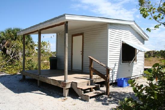 Boca Grande, فلوريدا: Cabin