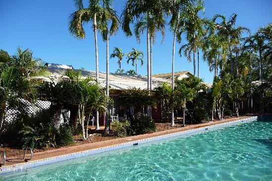 Mercure Broome: Una delle 2 piscine