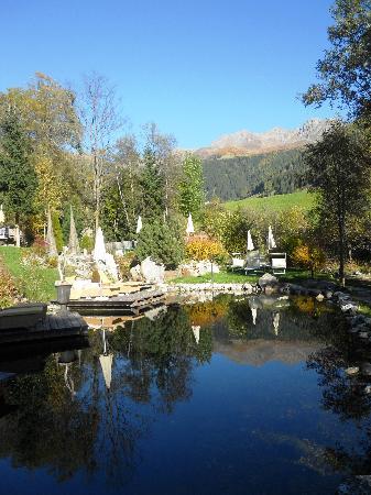 Hotel Quelle Nature Spa Resort: quelle spa resort: splendido giardino