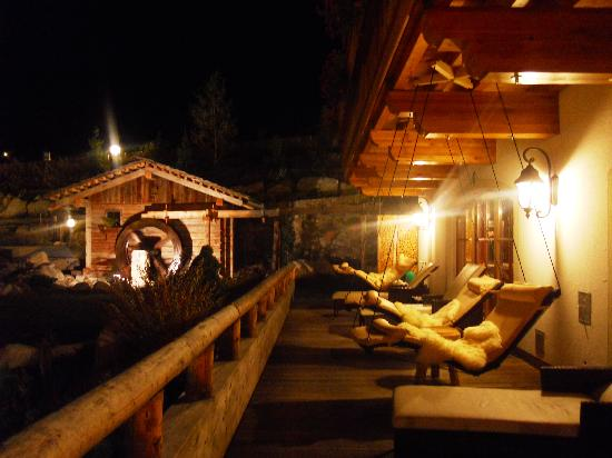 Valle di Casies, Italia: quelle spa resort: magiche atmosfere!