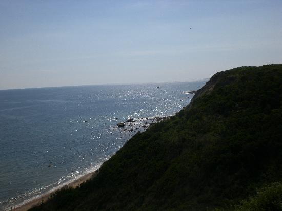 Mohegan Bluffs: Beautiful.