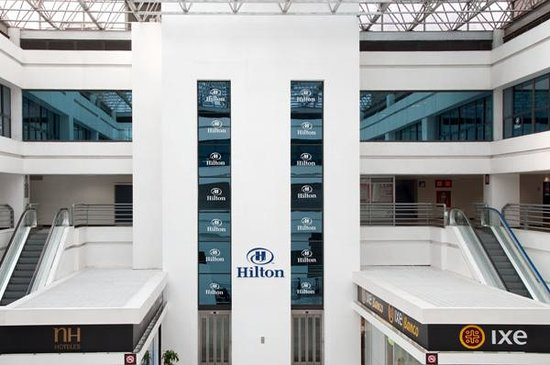 Hilton Mexico City Airport: Hilton