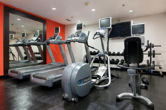 Hilton Mexico City Airport: Fitness Room