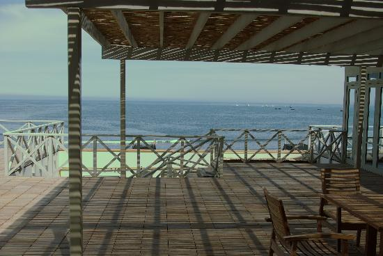 Chicama Boutique Hotel: Nice view of the Ocean